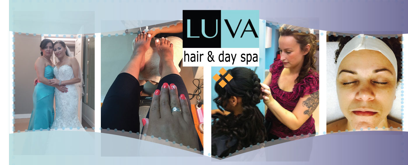 Luva hair and day spa one place a better you for A better day salon
